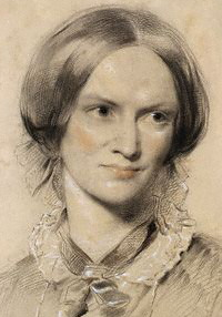 Portrait of Charlotte Brontë by George Richmond, 1850